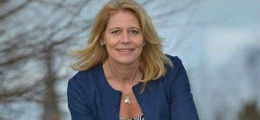 Burgemeester Luzette Kroon