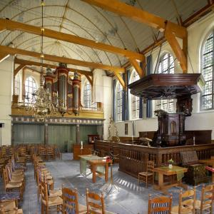 broekerkerk - Broeker Kerk Broek In Waterland