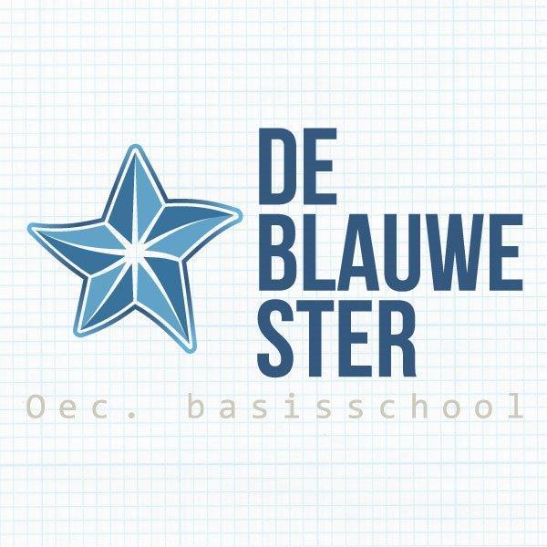 logo De Blauwe Ster