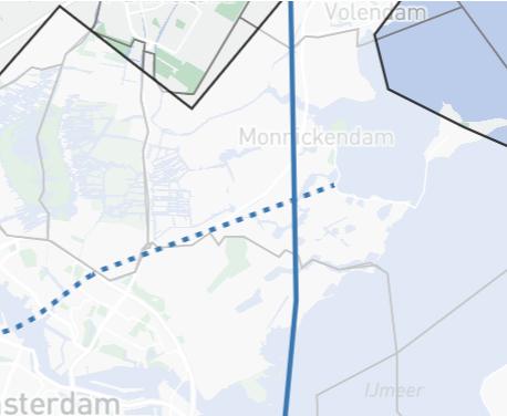 plattegrond werkzaamheden