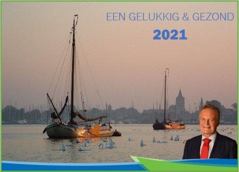 Een gelukkig en gezond 2021