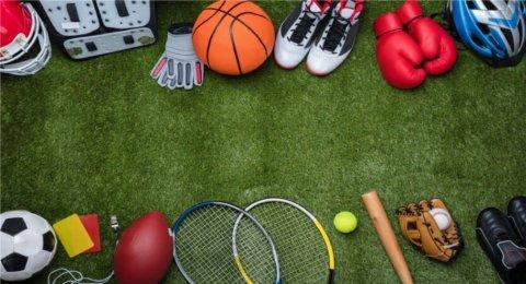 Afbeelding sportmateriaal