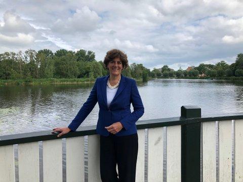 Burgemeester Marian van der Weele