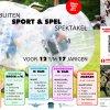 Buiten sport & Spel flyer