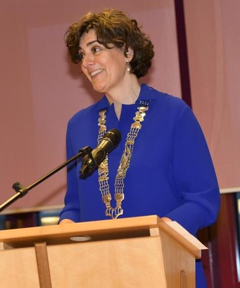Marian van de rWeele speech